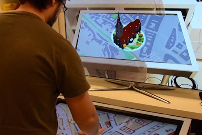 VIS GRAVIS - visualization, graphics and vision